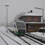 Ankunft in Hirschau