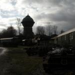 Der Wasserturm - Wahrzeichen des BWs Crailsheim