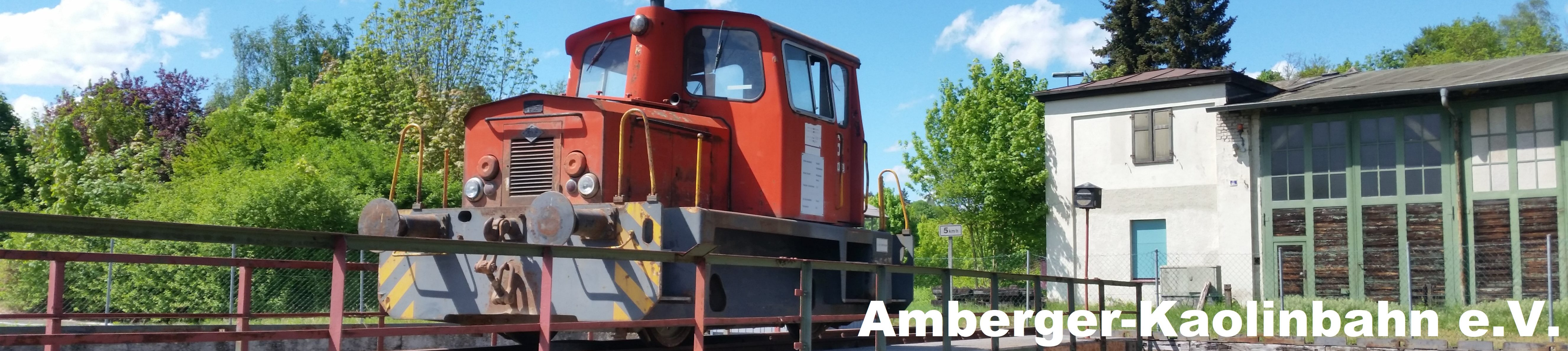 Amberger Kaolinbahn e.V.