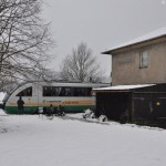 Ankunft in Gebenbach