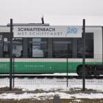 Das Stationsschild von Schnaittenbach